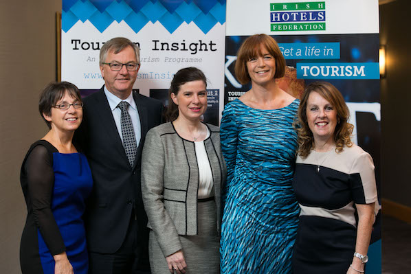The new tourism drive will provide jobs in hospitality for many young people and is supported by The Doyle Collection.