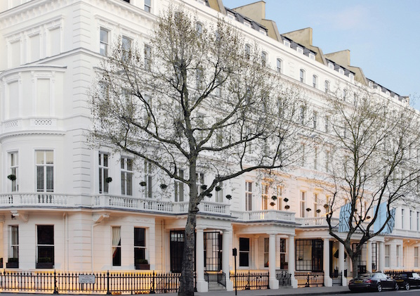 The Kensington has undergone a transformation over the last year, with a new restaurant and bar in the heart of chic Kensington.