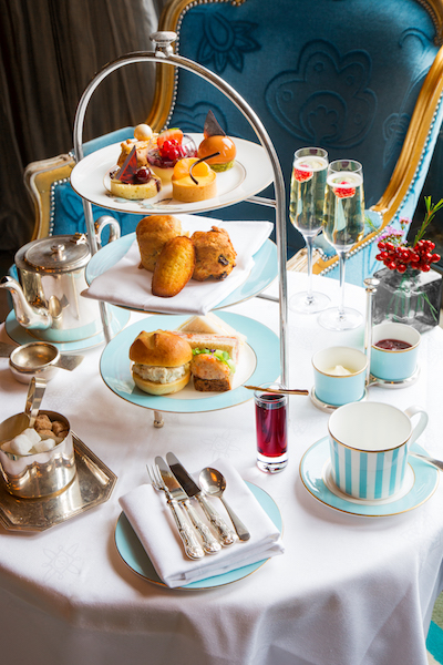 The Festive Afternoon Tea in The Westbury is the perfect Christmas treat, ideal for shopping on Grafton Street.