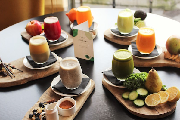 Learn how to make the perfect juice with The Westbury, Dublin