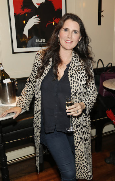 Tara Murphy attends the launch of Skinny Prosecco in Balfes, Dublin's premium brasserie and bar.