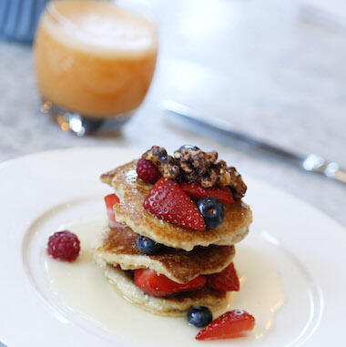 Enjoy the the new healthy breakfast in Balfes in Dublin, in partnership with BodyByrne Fitness.
