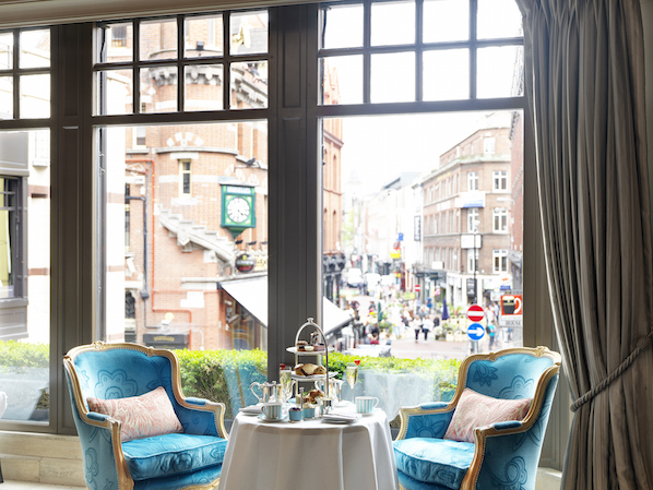 Enjoy an Afternoon Tea in The Westbury in Dublin