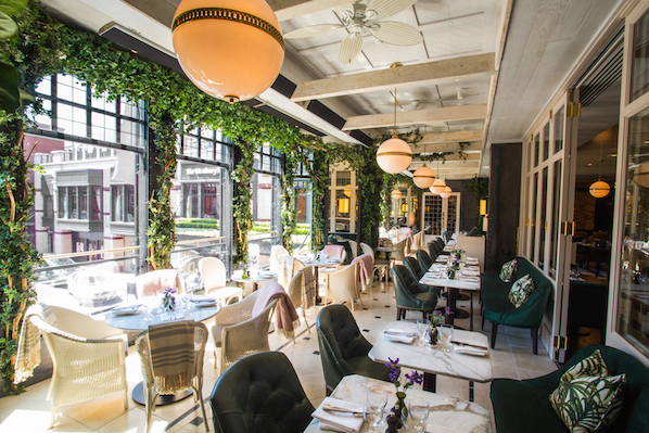 The new restaurant launch of WILDE, in Dublin, has been met with critical acclaim, with praise for the new terrace, brunch menu and dinners.