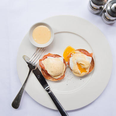 Dalloway Terrace Eggs Royale