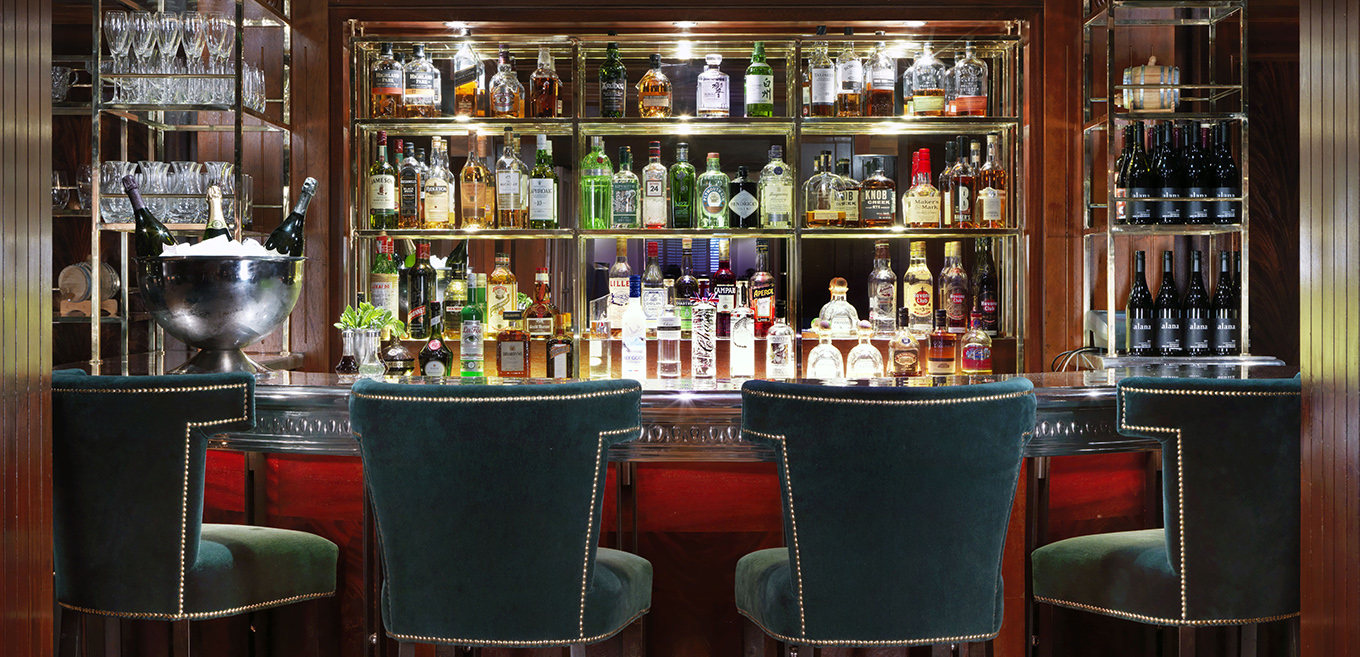The Bloomsbury Club Bar