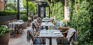 Dalloway Terrace alfresco 390 x 190