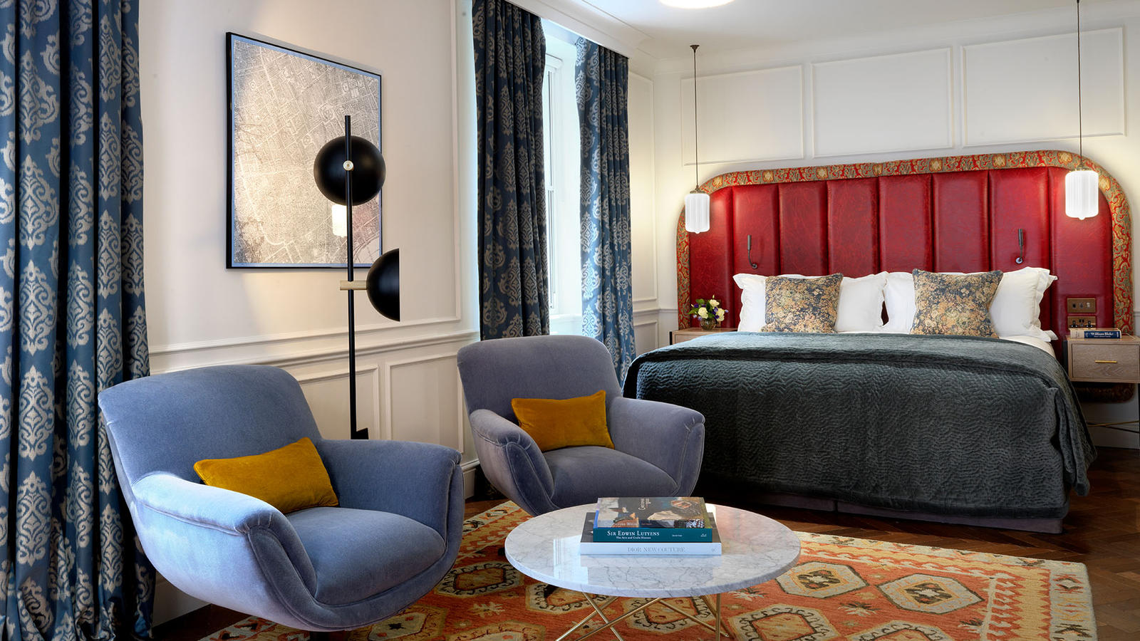 The Bloomsbury Hotel Luxury Hotel In London S West End