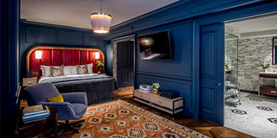 Suites at The Bloomsbury