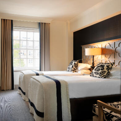 Bloomsbury Twin Room