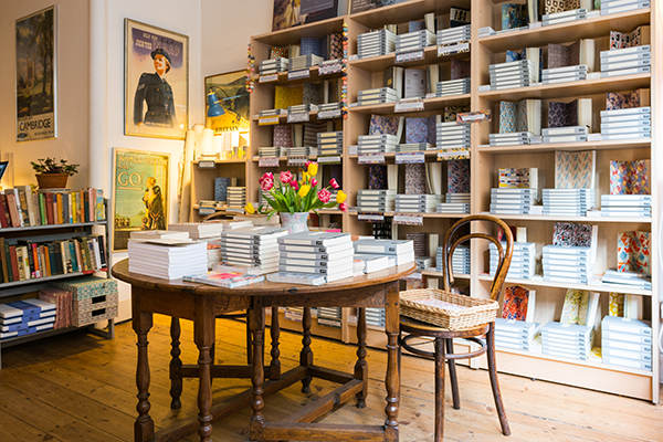 Persephone Books - A small, independent book store with a difference