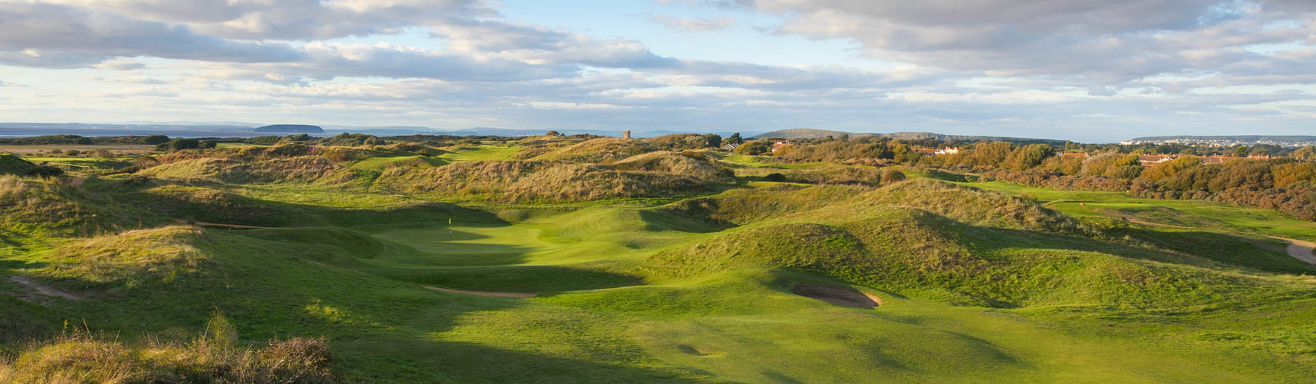 One of the Atlantic Links Championship Links Courses, Burnham & Berrow's