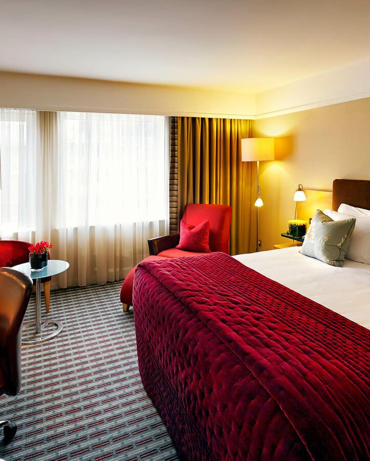 Rooms: The Croke Park Hotel In Dublin