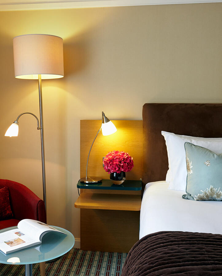 Rooms: The Croke Park Hotel In Dublin