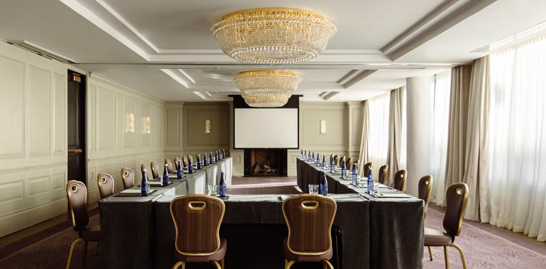 Meetings Rooms in Dupont Circle | The Dupont Circle Hotel