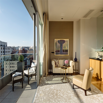 Stay in style in Dupont