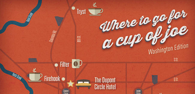 Where to go for a Cup of Joe