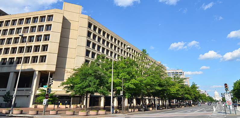 J. Edgar Hoover FBI Headquarters