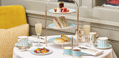 Afternoon Tea in The Kensington