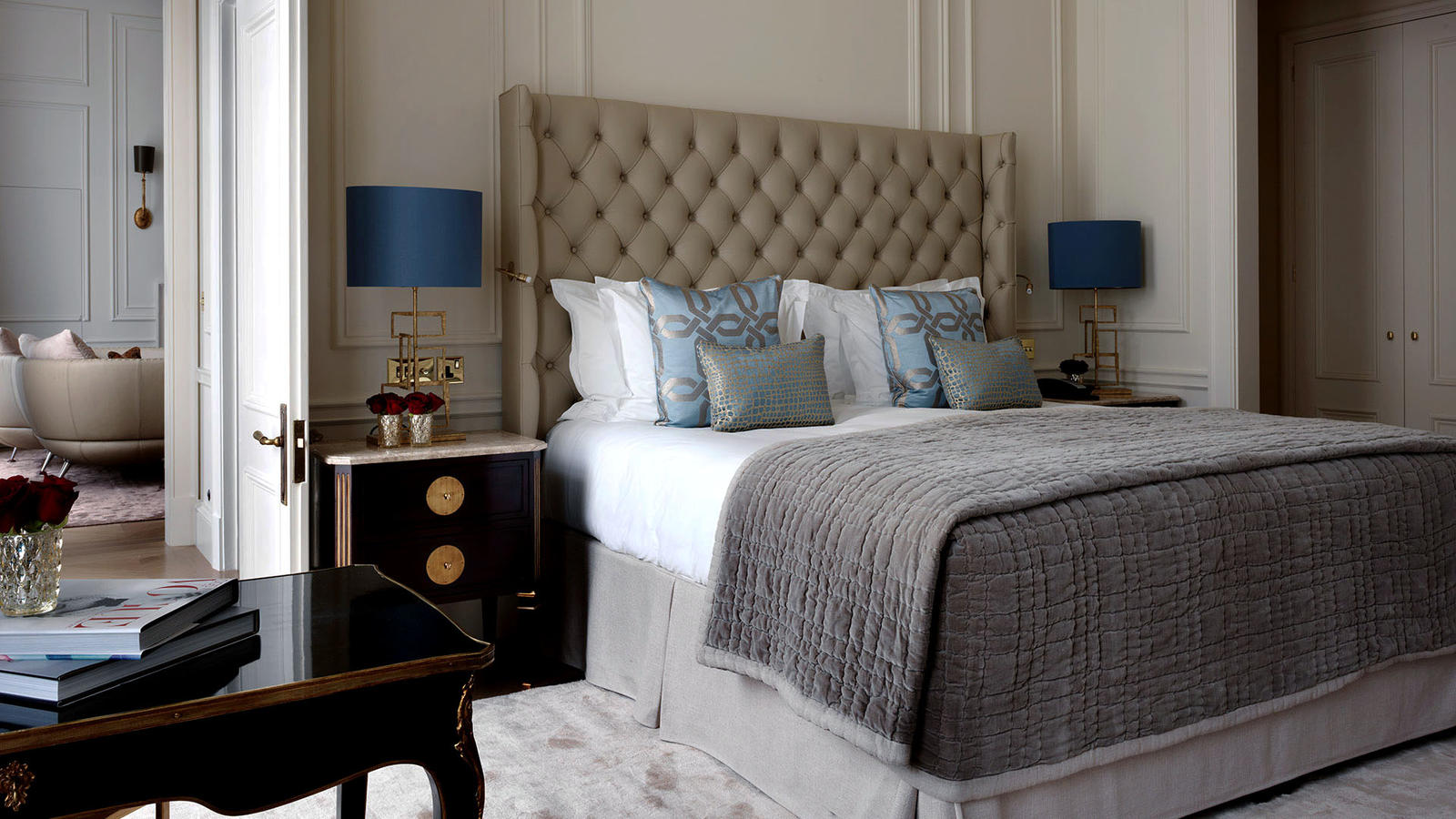 the kensington hotel luxury hotel in south kensington. Black Bedroom Furniture Sets. Home Design Ideas