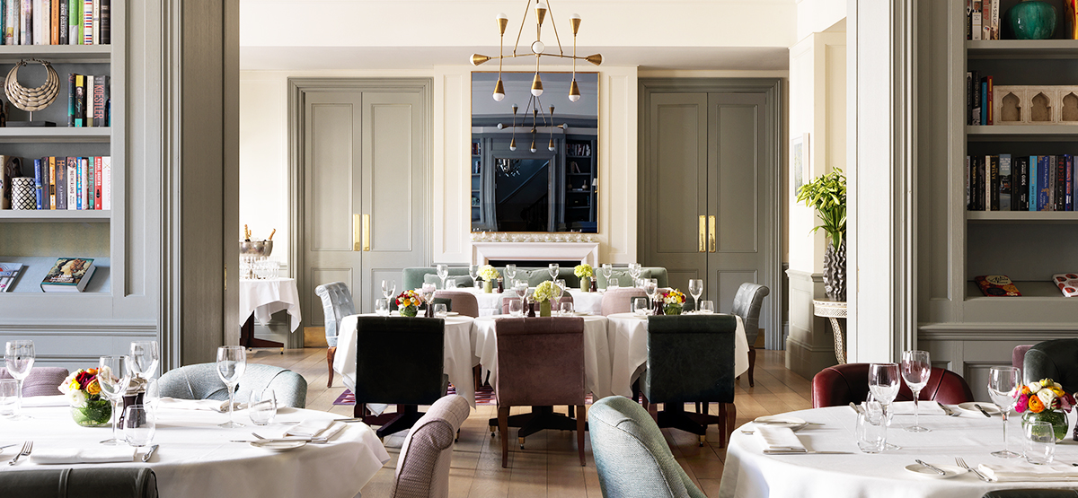 Private Dining at Town House