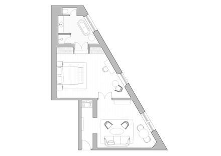 The Brompton Suite floorplan