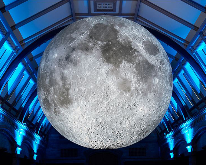 Events Under The Moon - Natural History Museum