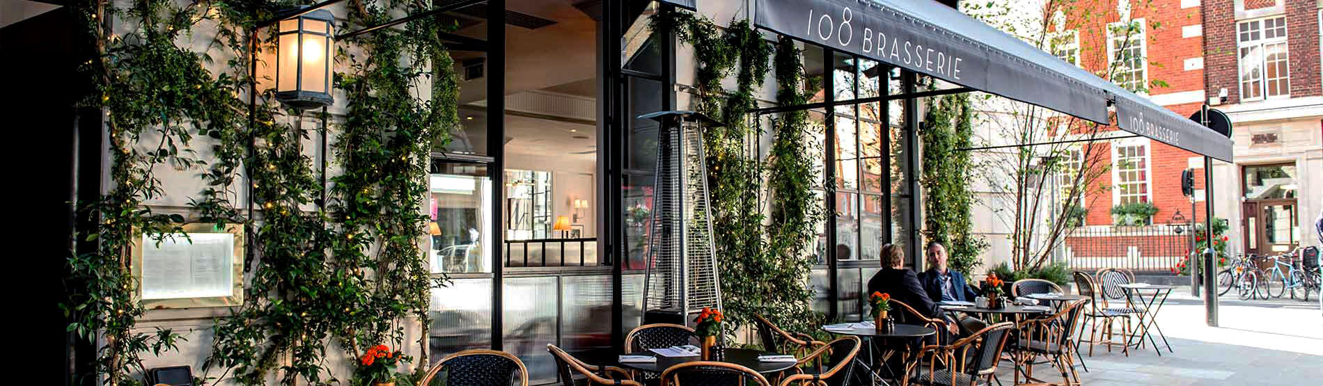 108 brasserie in central london the marylebone hotel 1 2 3 sisterspd