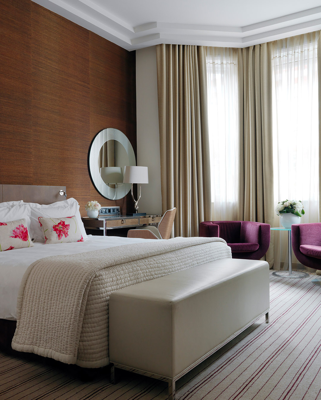 Deluxe King Room In Central London The Marylebone Hotel