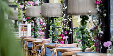 Brunch Bubbles and Blooms offer