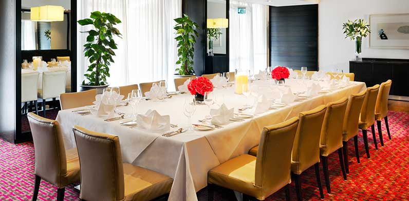 Receptions & Private Dining at The Croke Park