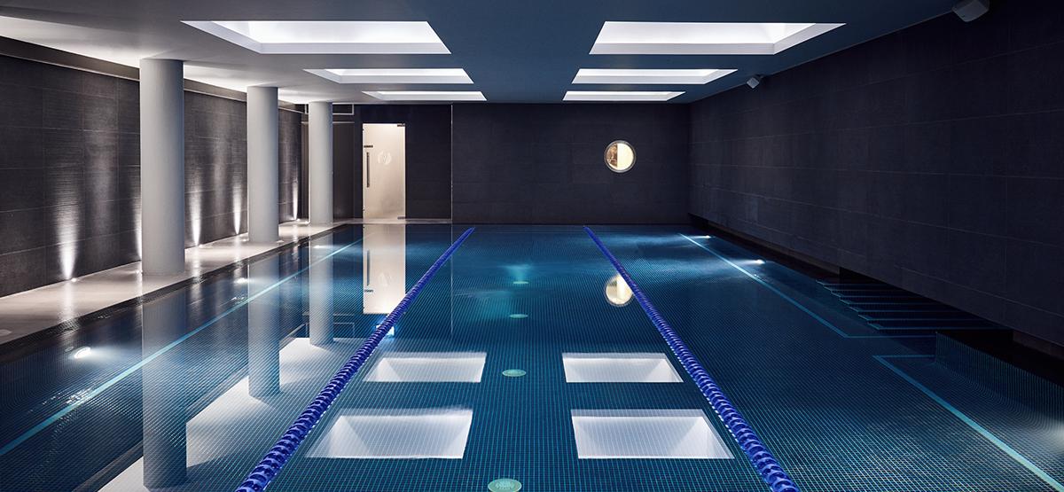 The marylebone h tel de luxe avec piscine londres for Hotel piscine londres