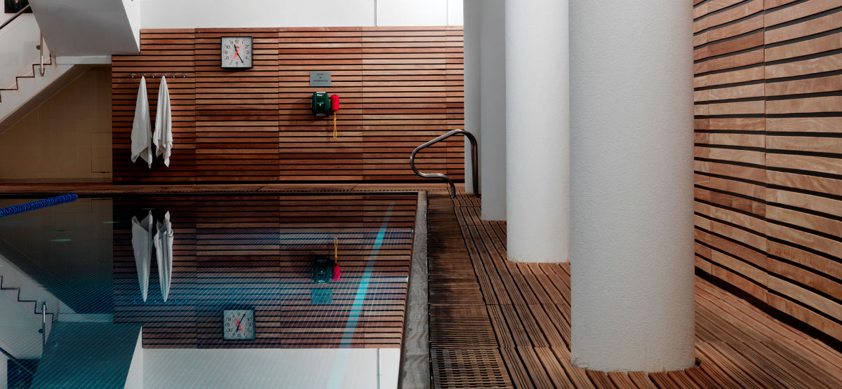 Hotel With A Swimming Pool In Central London Marylebone