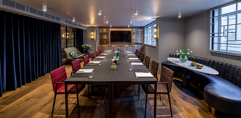 Meeting Rooms In London City Centre The Marylebone Hotel