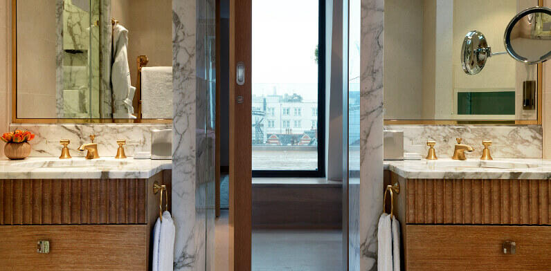 Marylebone Suite Bathroom preview Image