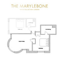 Luxury Suite at The Marylebone