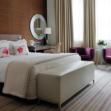Marylebone Room Land Square Deluxe Queen