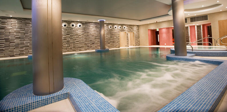 Gym in cork city centre the river lee luxury hotel - Hotels with swimming pools in dublin ...