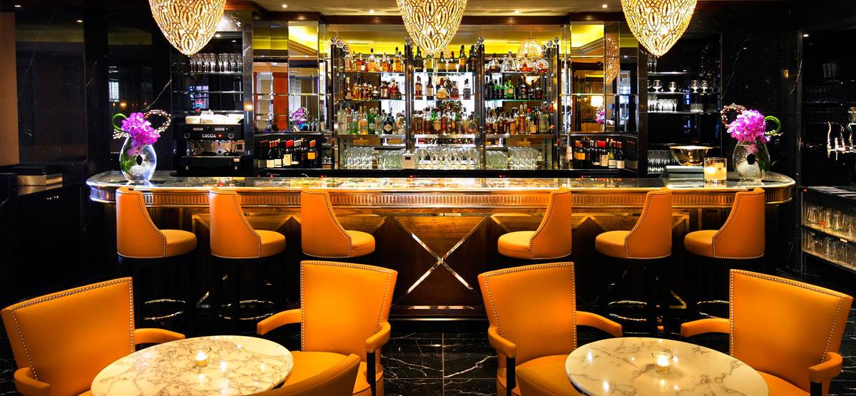 Bar at The Westbury Hotel Dublin Ireland