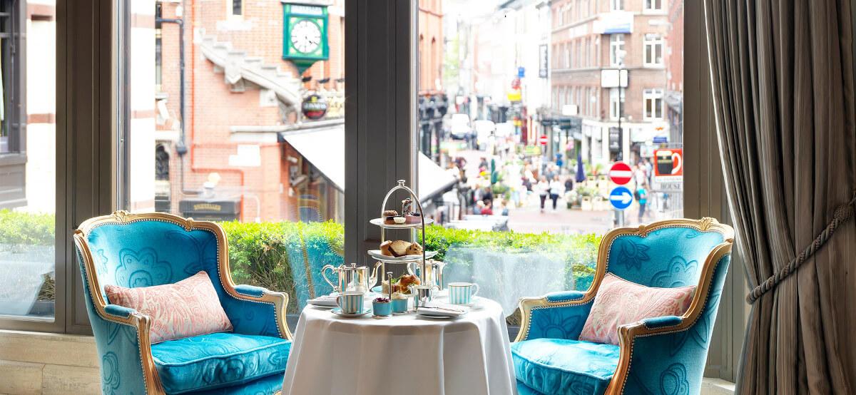 Westbury Hotel Restaurant Dublin