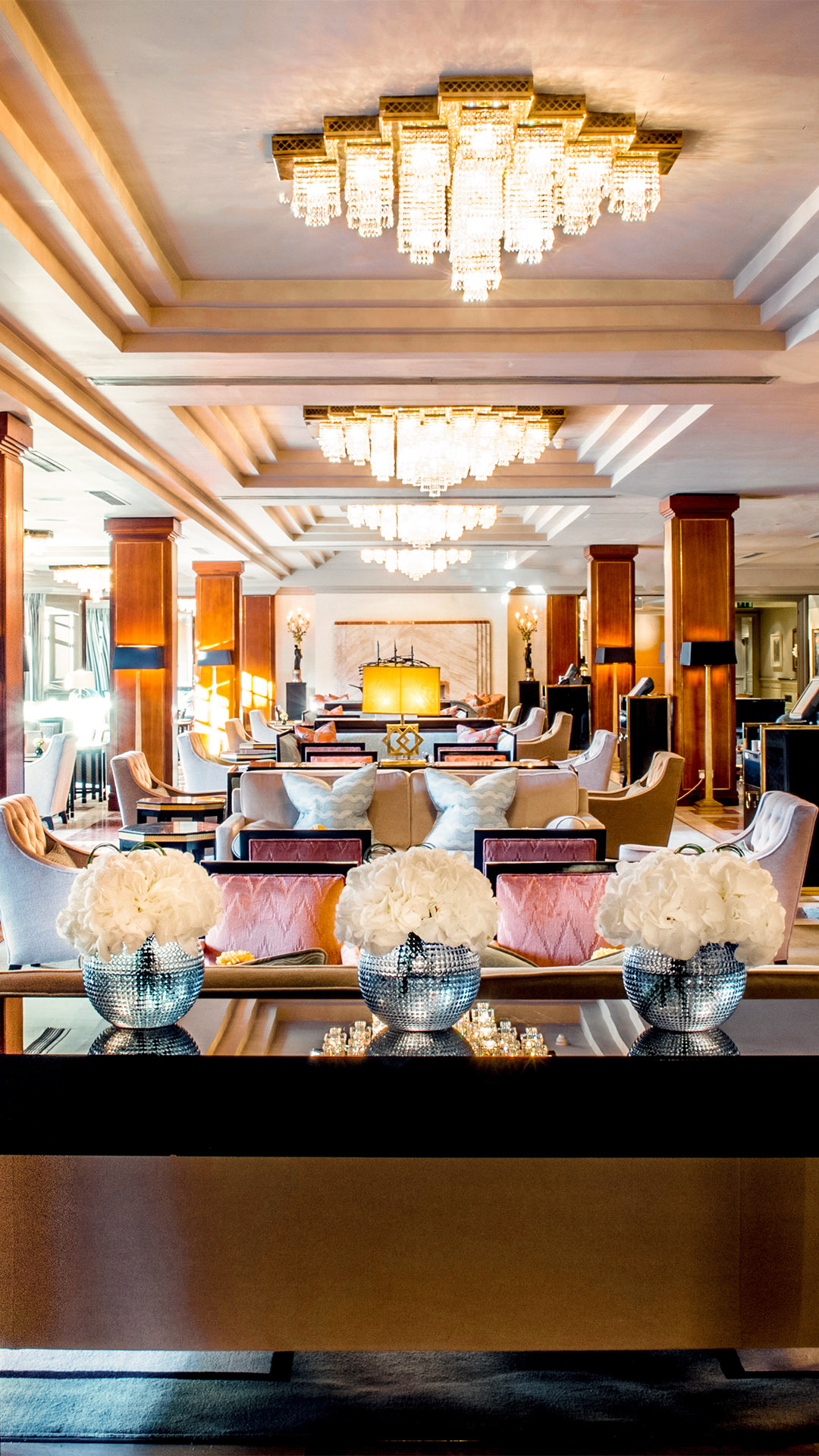 7 Star Hotel Rooms: 5 Star Hotel In Dublin City Centre
