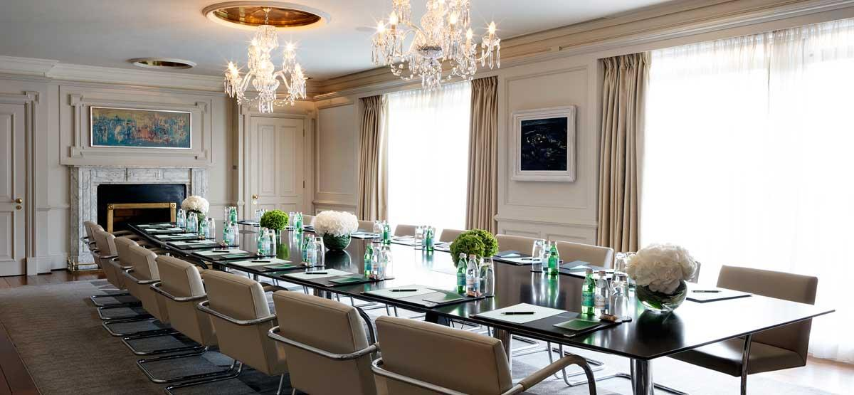 Meeting, Event and Conference at the Westbury Hotel Dublin< Ireland