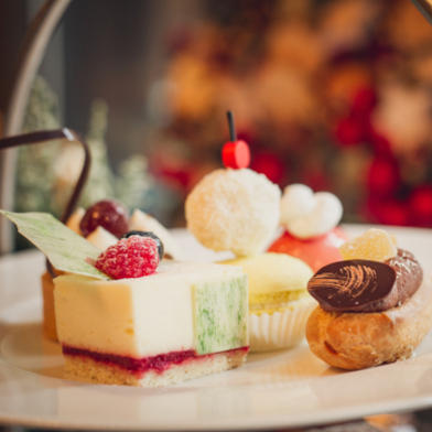 Festive Afternoon Tea in The Westbury