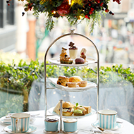 Westbury Festive Afternoon Tea 190 x 190