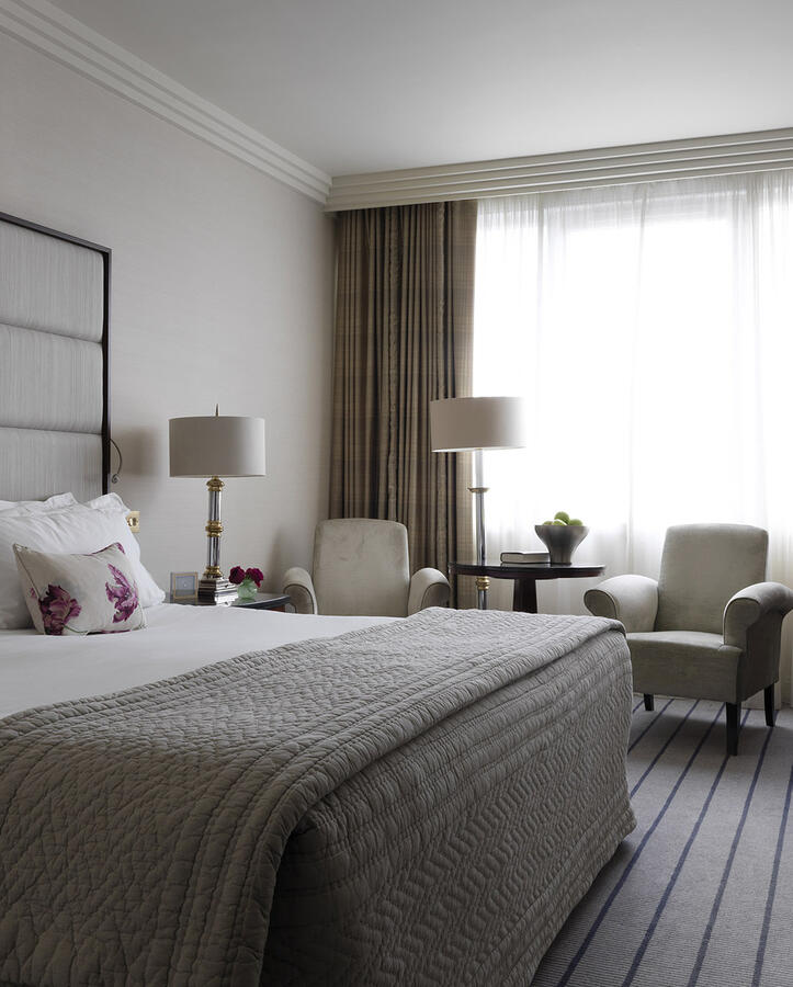 Rooms: Classic King Suites - Luxury Hotel In Dublin