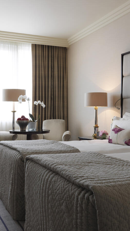 Twin Bed Hotel Room: Classic Twin Rooms In Dublin City Centre