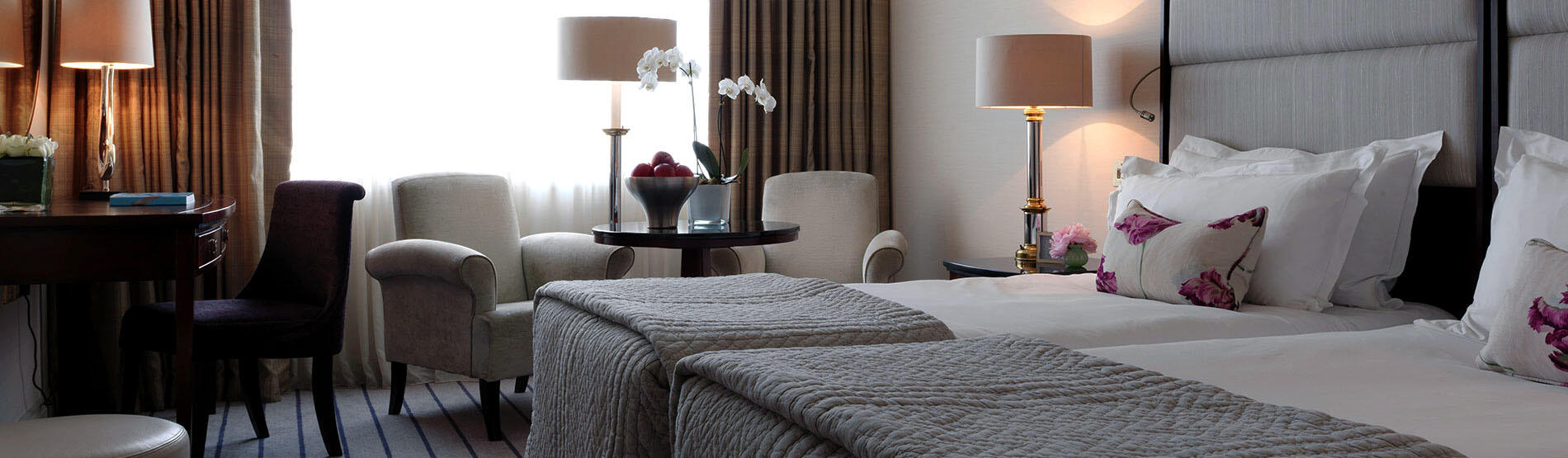 Classic Twin Rooms In Dublin City Centre The Westbury