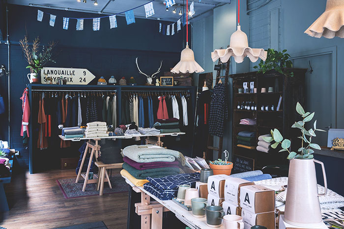 inside Scout Dublin | Vintage accessories & Clothing store in Dublin
