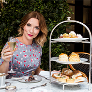 Candice Brown Afternoon Tea