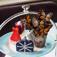McQueen Afternoon Tea